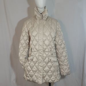 Sonoma life + style  beige color winter jacket